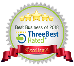 threebest rated: best business of 2018